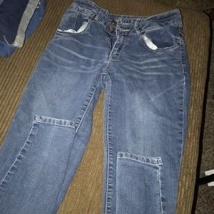 Mossimo skinny high rise size 2